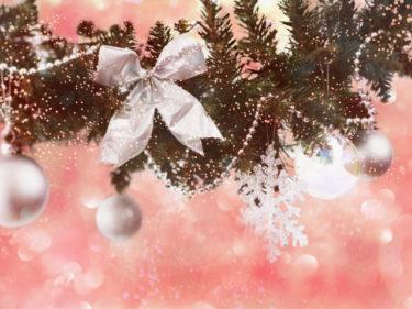 風水フラワー クリスマス